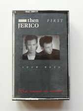 Then Jericho - First (The Sound of Music) - Audio Cassette Tape Album - 1987 VGC