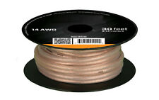 250ft. Speaker Wire 14 Ga Gauge AWG High Quality Car Home Audio Spool 250 feet