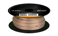 250ft. Speaker Wire 14 AWG Ga Gauge High Quality Car Home Audio Spool 250 Feet