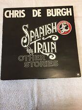 chris de burgh vinyl Job Lot.