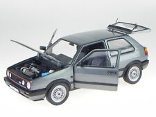VW Golf 2 GTI 1990 grey metallic diecast modelcar 188442 Norev 1:18