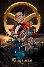 Kingsman Poster Length: 400 mm Height: 800 mm SKU: 12760