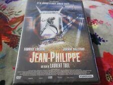 "DVD ""JEAN-PHILIPPE"" Johnny HALLYDAY, Fabrice LUCHINI"