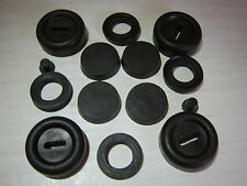 Rover P4 60/75 '51-9, 90 '54-5 Front Wheel Cylinder Seal Kit, Axle Set, 266684