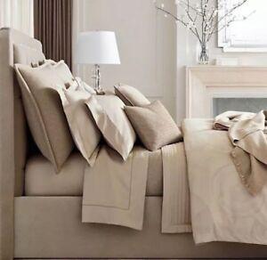 Ralph Lauren Park Avenue Modern Justina Queen comforter Taupe $430
