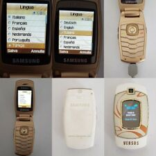 CELLULARE SAMSUNG SGH E500 VERSUS GSM UNLOCKED SIM FREE DEBLOQUE