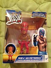 WWE WWF REY MYSTERIO MINI BOBBLEHEAD NEW 2014 WRESTLING FIGURE