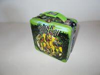 Tin lunchbox Green N' Gnarly! Teenage Mutant Ninja Turtles Viacom Inc TMNT 2015