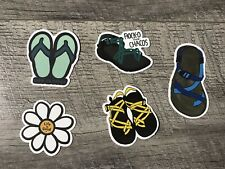 Life Is Good And Chacos Stickers