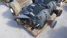 50 HP General Electric AC Electric Motor 1800 RPM Fr 365TFCZ TENVBB 460 V EOK