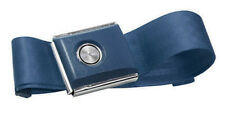 New! Blue seat Belt Deluxe Mustang Falcon Cougar Push Button Price is Each