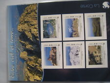 FRANCE ..COLLECTOR 6 timbres..ENTRE CIEL ET TERRE..La corse