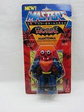MOTU,MANTENNA,NO BATS / BLACK LEVER VARIANT,Masters of the Universe,MOC,He-Man