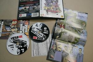 GRAND THEFT AUTO III GTA 3 PC with Manual and Map