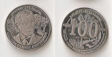 "Ukraine medal ''100th Anniversary of Stepan Bandera birthday"" 2009 UNC!!!"