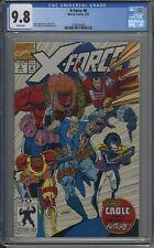 X-Force # 8 CGC 9.8 Rob Liefield Art