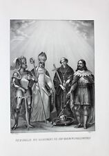 Fidelis Sigmaringen St. Severin Château-Landon St. Gaudens Sigismund Rüstung