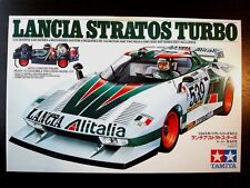 Rare ! TAMIYA 1/24 LANCIA STRATOS TURBO Valuable !