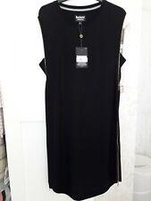 Ladies Barbour Dress Size 12 New Black