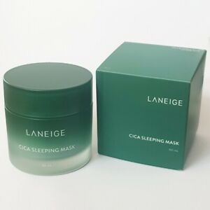 [LANEIGE] Cica Sleeping Mask 60ml Skin Barrier Strengthening Cream K-Beauty