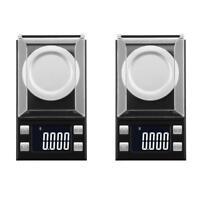 Mini LCD Digital Präzisionwaage Taschenwaage Feinwaage Schmuckwaage 0.001-10/20g
