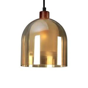 Modern Glass Pendant Lamp Ceiling lights Kitchen Chandeliers Bar Dining Room
