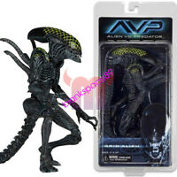 "NECA Grid Alien AVP Xenomorph Aliens vs Predator 7"" Action Figure Series 7"