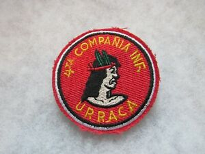 PDF Panamanian Defense Forces 4th Company Infantry patch