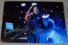 "LORDE ELLA YELICH-O'CONNOR ""ROYALS"" SIGNED AUTOGRAPH 8x10 PHOTO C w/PROOF"
