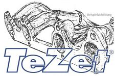 TeZet Fächerkrümmer für SEAT LEON 1.6I 8V 100PS Bj. 2000-