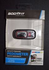 BodyFit Pedometer Activity Tracker With PC Compatibility (Brand New)