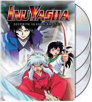 Inuyasha: Season 7 [New DVD] Boxed Set, Repackaged