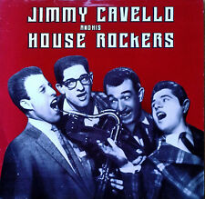 JOHNNY CAVELLO - AND HIS HOUSE ROCKERS - BELTAR LP - MADRID PRESSING