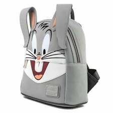 More details for loungefly looney tunes bugs bunny cosplay womens double strap shoulder bag purse