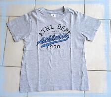 T.shirt 8 ans DOMYOS de DECATHLON gris 100% coton