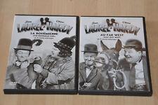 lot 2 DVD Laurel & Hardy : la Bohémienne / Au Far West - VF