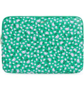 Kate Spade Party Floral Padded 15inch Laptop Computer Protective Sleeve Case