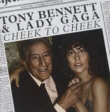 TONY BENNETT & LADY GAGA CD - CHEEK TO CHEEK (2014) - NEW UNOPENED