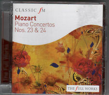 MOZART: PIANO CONCERTOS 23 & 24 + SONATA NO 16, K545 /ANDRÁS SCHIFF, SÁNDOR VÉGH