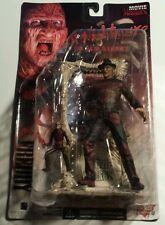 Movie Maniacs Freddy Krueger A Nightmare On Elm Street Bloody McFarlane Toys ///