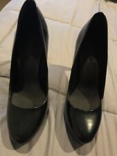 ZARA TRAFALUC WOMEN'S HIGH HEEL PLATFORM SHOES SIZE 8 AUST MARKED 39 EUR NEW