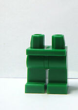 Lego 1 x Legs Leg For Minifigure Green