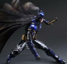 Officially Licensed DC Comics Arkham Knight Blue Batman Play Arts Kai SDCC2015