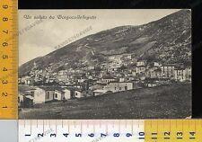 21561] RIETI - UN SALUTO DA BORGOCOLLEFEGATO - PANORAMA _ 1934