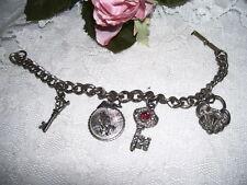 Charm Bracelet 2 Keys A Lock Harrisburg Pa Charm & Prayer Charm