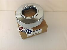 99-04 Ford Super Duty RH/LH 4WD Dually Front Wheel Chrome Center HUB CAP new OEM