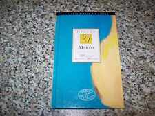 IL LIBRO DEL 27 MARZO.UN GIORNO DAVVERO SPECIALE-PAROLE DI COTONE-1997