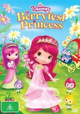 Strawberry Shortcake - Berryfest Princess (DVD) *NEW & SEALED *FAST SHIPPING