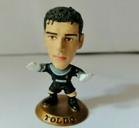 Toldo Real Madrid Corinthian Microstar Figure GOLD Base MC2712