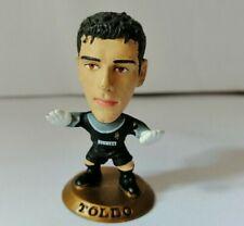 Toldo Real Madrid Corinthian Microstar Figure GOLD Base MC2712